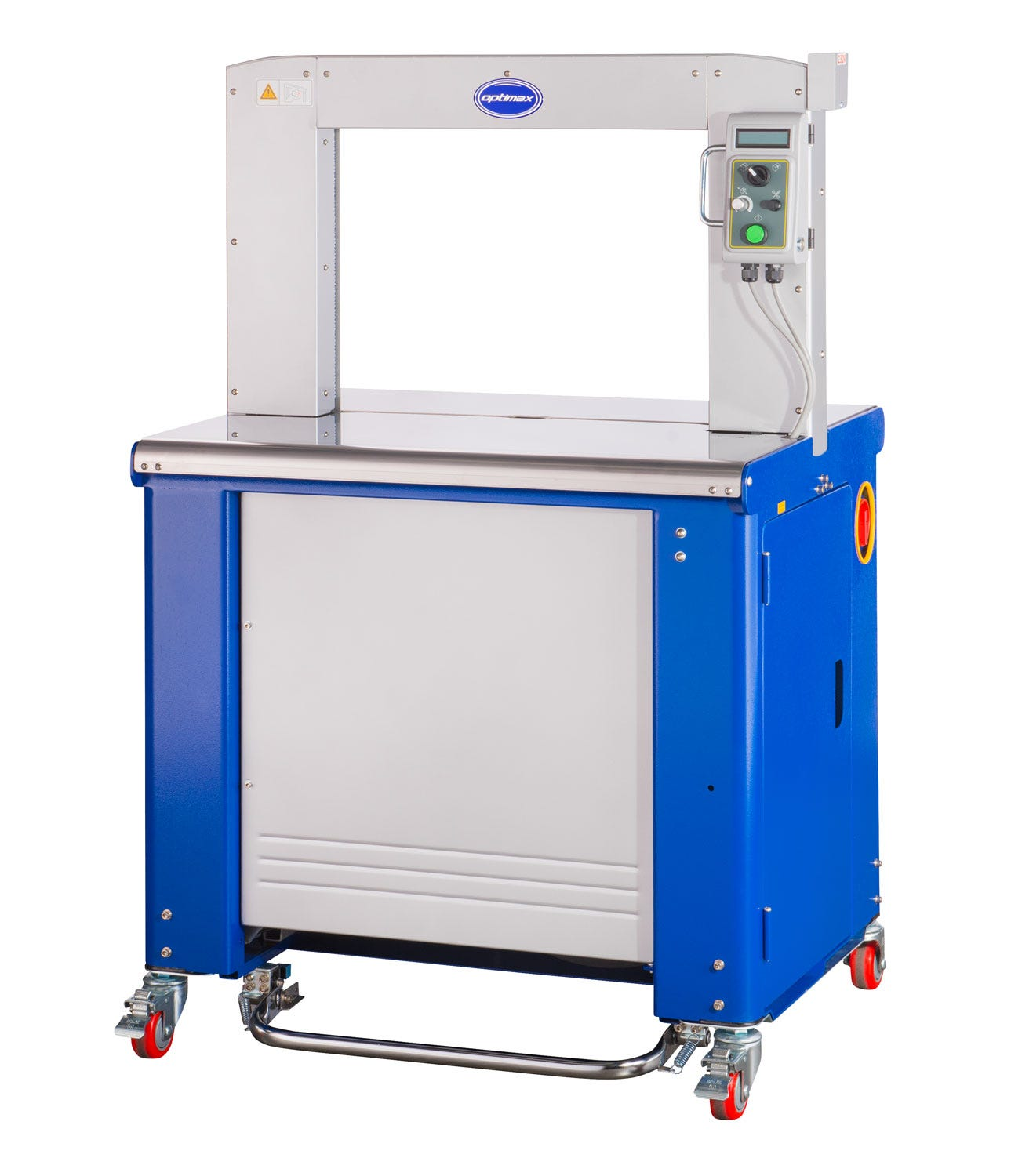 Optimax® 12mm Automatic Strapper with 550 x 400mm Arch