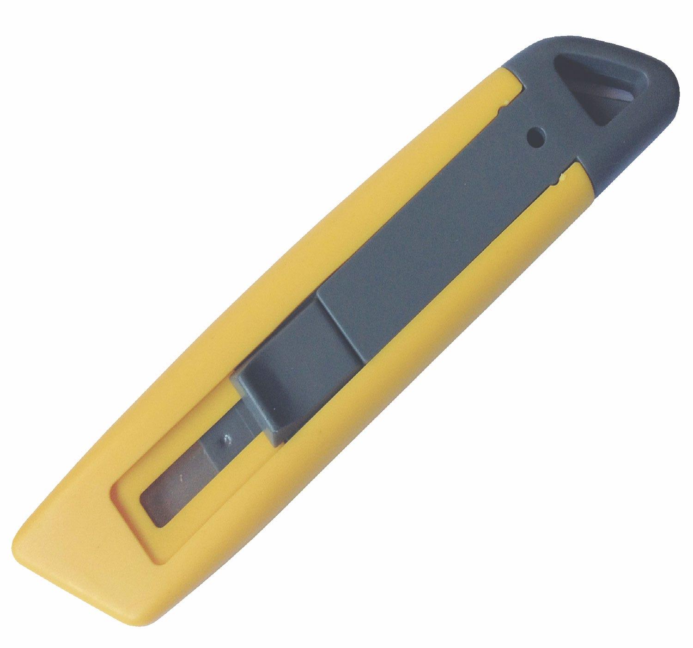 Kinetix® Left-handed Safety Cutter