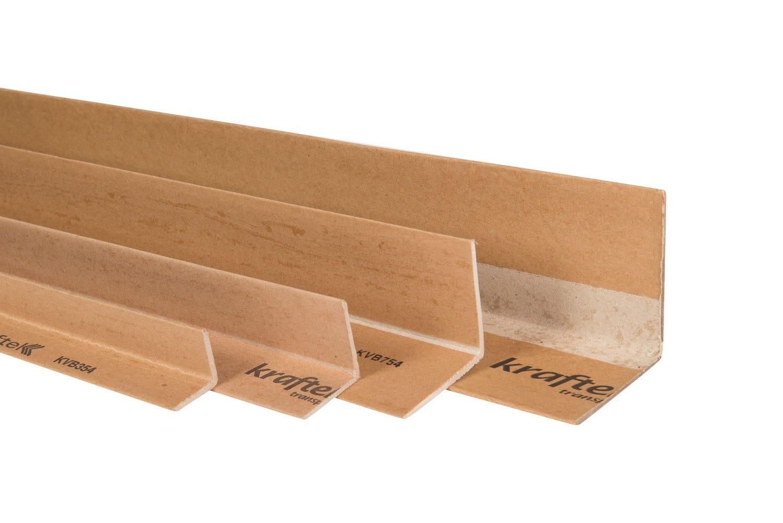 Kraftek® 3 x 75mm Edge Boards, 800mm