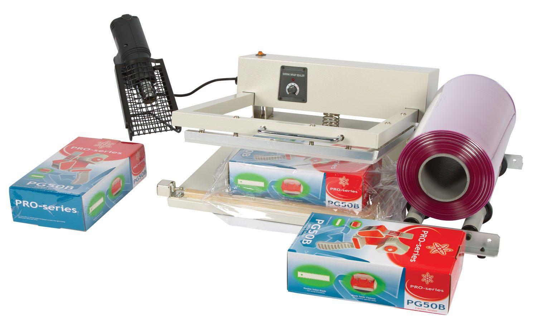 Pacplus® 300mm Double Bar Heat Sealer