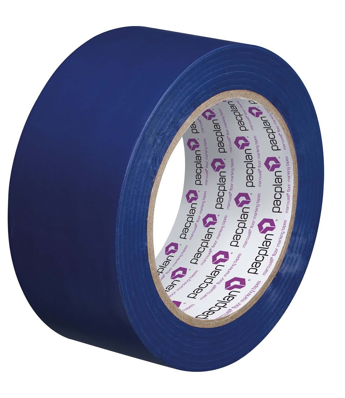 Marcwell® Blue 50mm Lane Marking Tape
