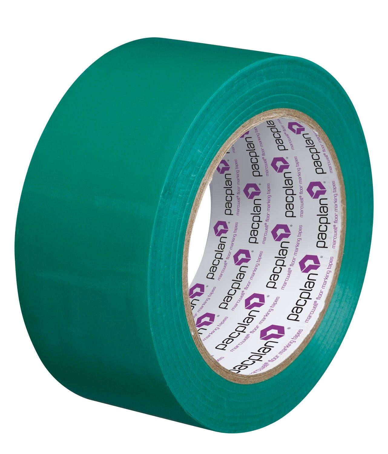 Marcwell® Green 50mm Lane Marking Tape