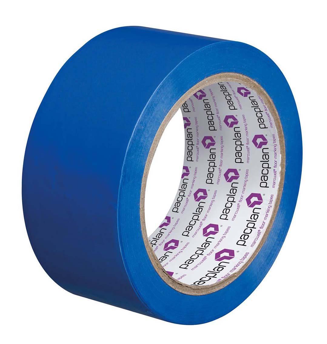 Marcwell® Light Blue 50mm Lane Marking Tape