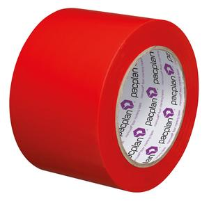 Marcwell® Red 75mm Lane Marking Tape