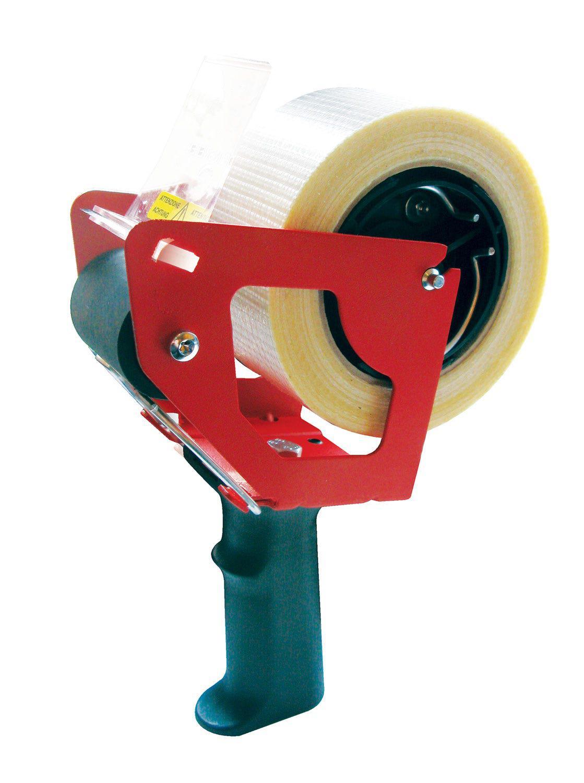 Pacplus® 50mm Pistol Grip Filament Tape Dispenser