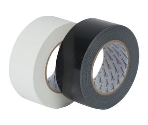 Pacplus® Silver 25mm Cloth Tape