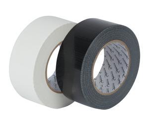 Pacplus® Black 50mm Cloth Tape