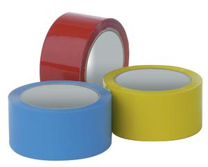 Pacplus® Red 50mm Packing Tape
