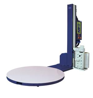 Optimax® Power Pre-stretch Pallet Wrapping Turntable