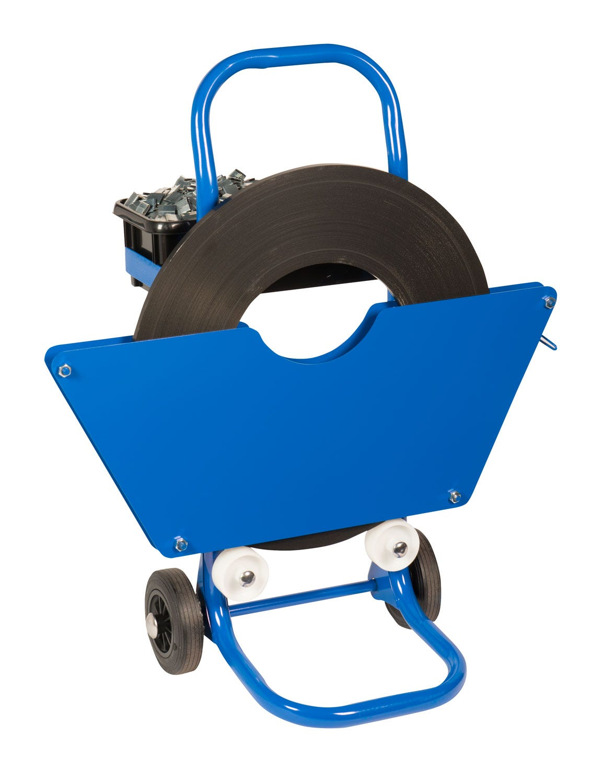 Safeguard® Ribbon Wound Dispenser Trolley