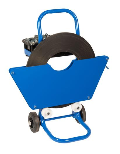 Image for Safeguard® Ribbon Wound Dispenser Trolley