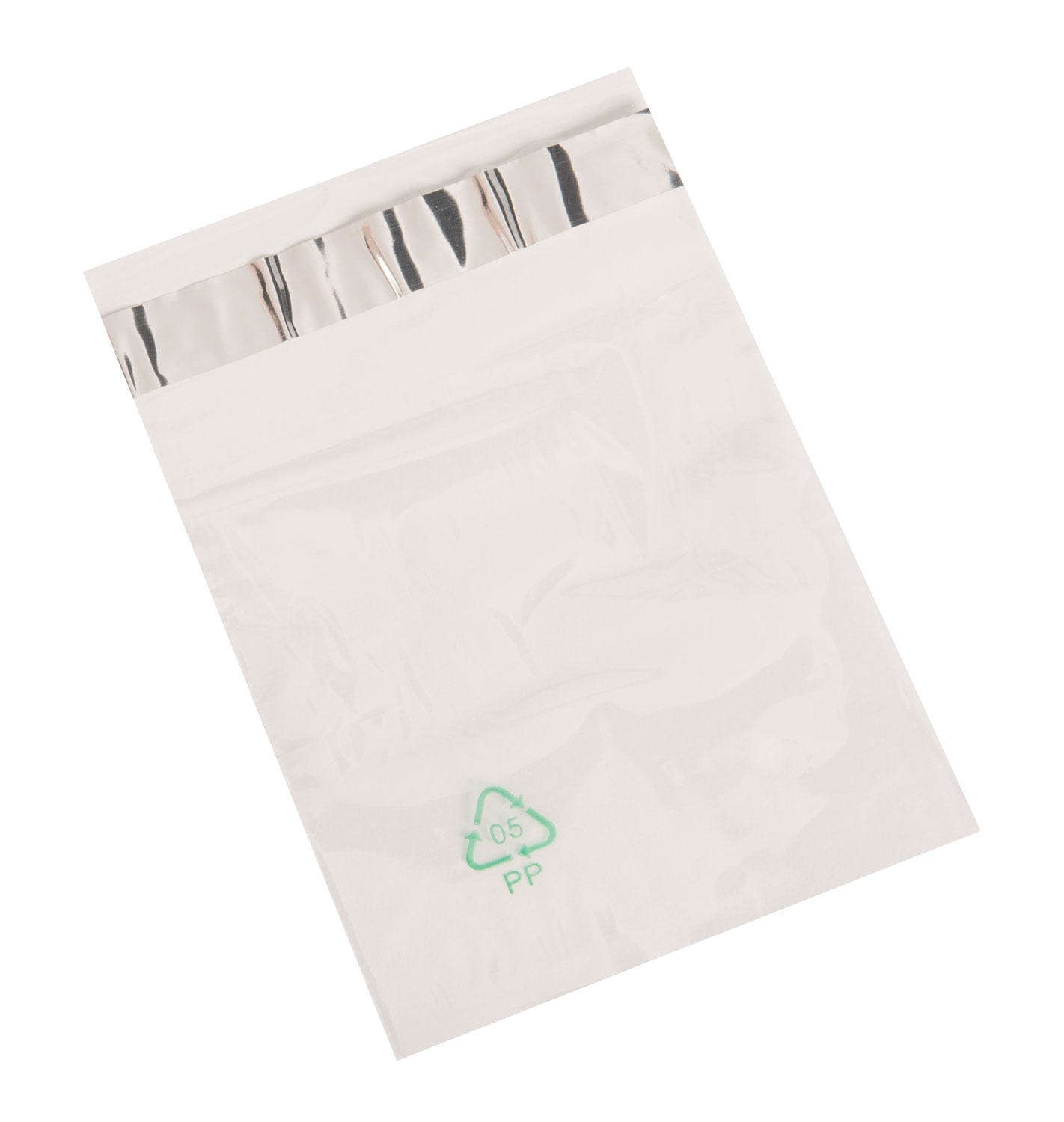 Tenzapac® 270 x 380mm Antistatic Gusseted Self Seal Bags