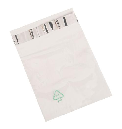 Image for Tenzapac® 270 x 380mm Antistatic Gusseted Self Seal Bags