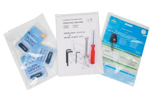 Image for Tenzapac® 225 x 315mm Slider Grip Bags, 75mu