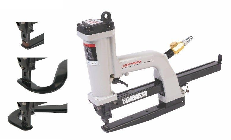 Stronghold® Pneumatic 1.27mm Multiple Anvil Stapler