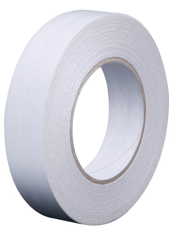 Pacplus® 25mm Double Sided Tissue Tape
