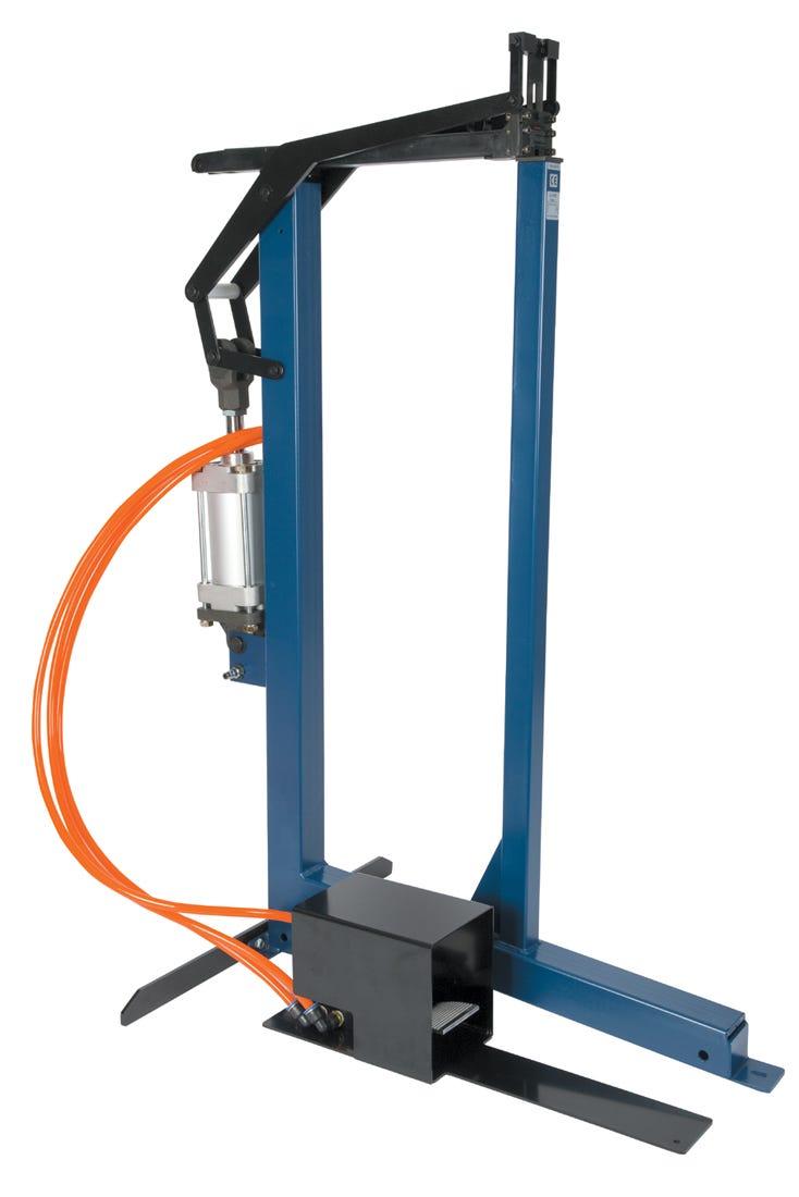 Stronghold® Pneumatic Treadle Stapler