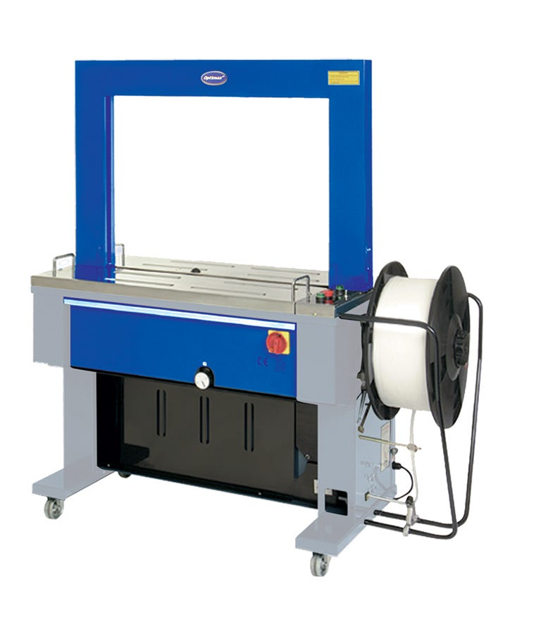 Optimax® 12mm Automatic Strapper with 850 x 600mm Arch