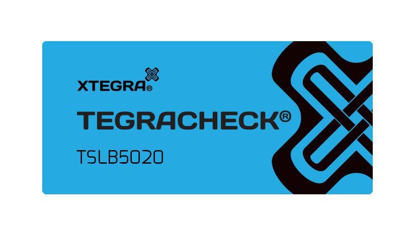 Tegracheck® 50 x 20mm Non Transfer Labels