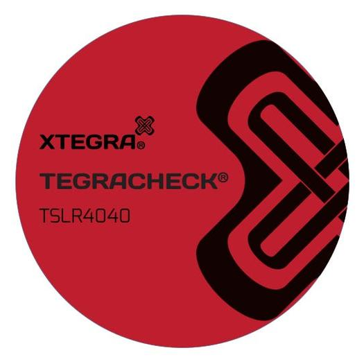 Image for Tegracheck® 40mm Round Total Transfer Labels