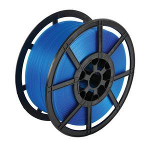 Safeguard® Blue 12 x 0.9mm PP Strap, 1000mtr