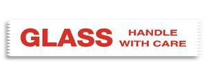 Pacplus® GLASS HANDLE WITH CARE Tape
