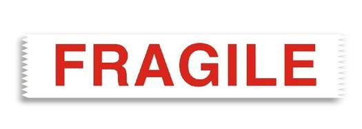 Image for Pacplus® FRAGILE Tape