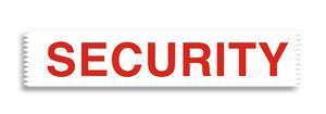 Pacplus® SECURITY Tape