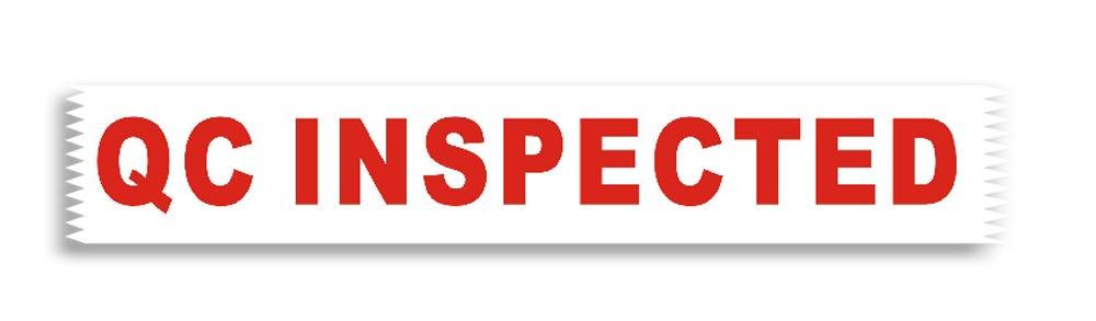 Pacplus® Q C INSPECTED Tape