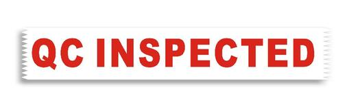 Image for Pacplus® Q C INSPECTED Tape