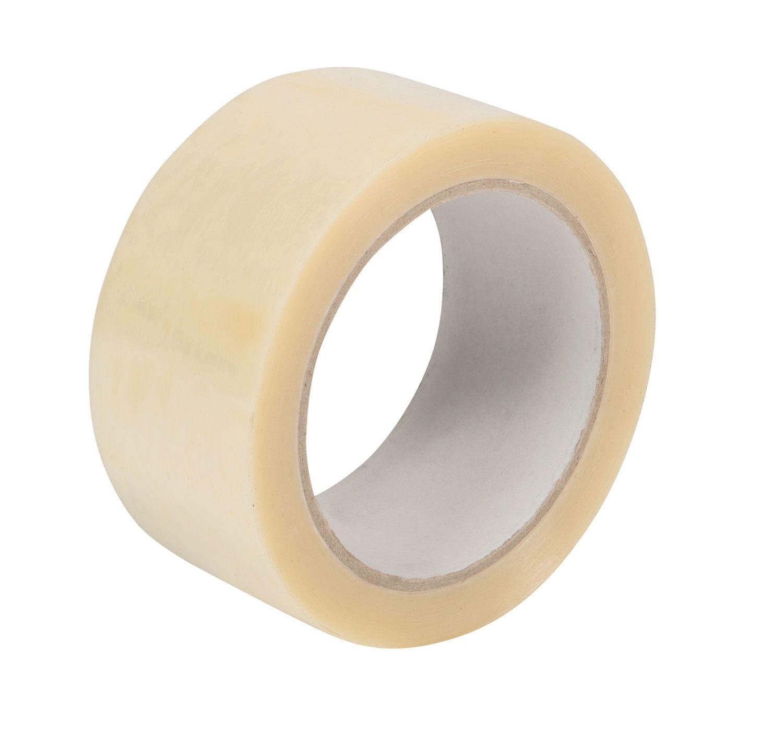 Pacplus® 75mm Clear Vinyl Tape