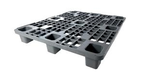 Transpal® Plastic Nestable 1200 x 1000mm Pallet