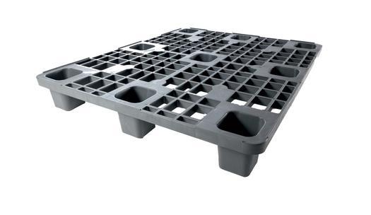 Image for Transpal® Plastic Nestable 1200 x 1000mm Pallet