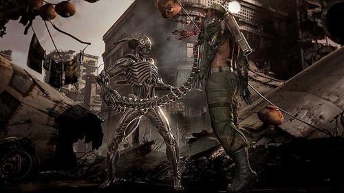 Mortal Kombat XL (Sony PS4)