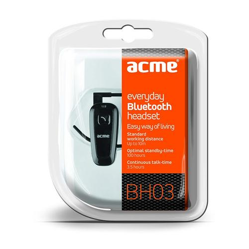 Acme Everyday Wireless Bluetooth Headset - Black