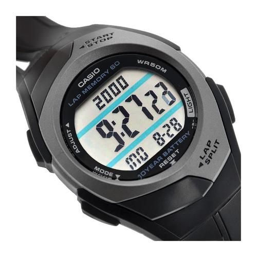 Casio Mens Sport Watch with 60 Lap Memory Timer