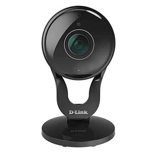 D-Link Wireless HD Wide Eye 180 Degree Panoramic WiFi Camera (DCS-2530L) - Black