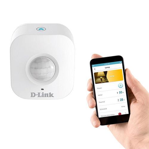 D-Link WiFi Motion Sensor (DCH-S150) - White
