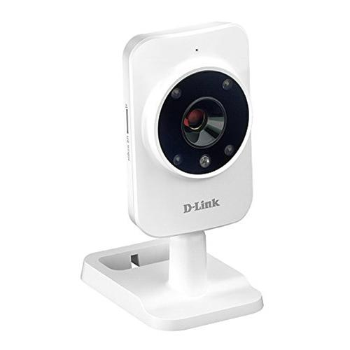 D-Link Home Monitor HD WiFi Camera (DCS-935LH) - White