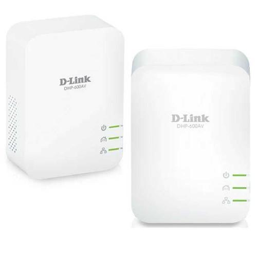 D-Link 1000Mbps Powerline Gigabit Starter Kit - 2 Pack