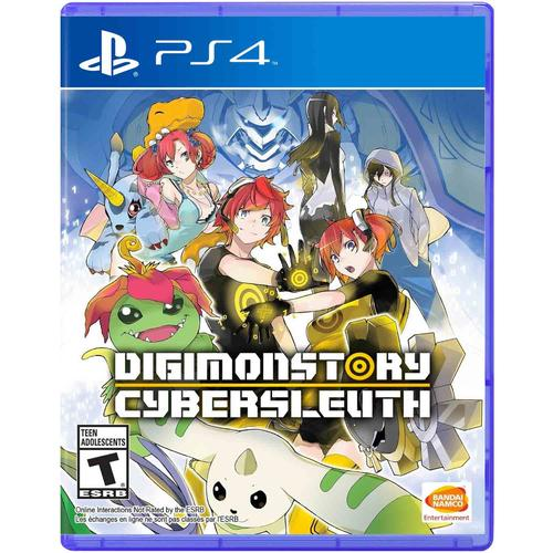 Digimon Story: Cyber Sleuth (Sony PS4)