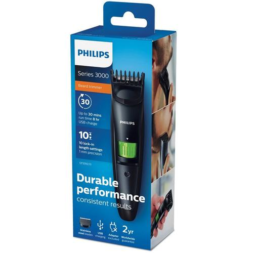 philips series 3000 usb charging beard stubble trimmer free delivery mymemory. Black Bedroom Furniture Sets. Home Design Ideas