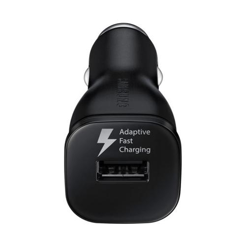 Samsung 2A USB In-Car Charger - Black
