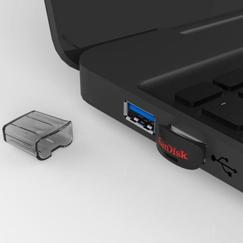 SanDisk 64GB Ultra Fit USB 3.0 Flash Drive - 150MB/s
