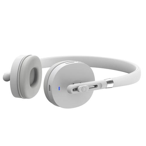 Motorola Pulse Wireless Bluetooth Headphone - White