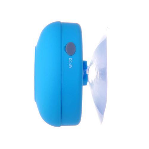 MyMemory Wireless Bluetooth Shower Speaker - Blue