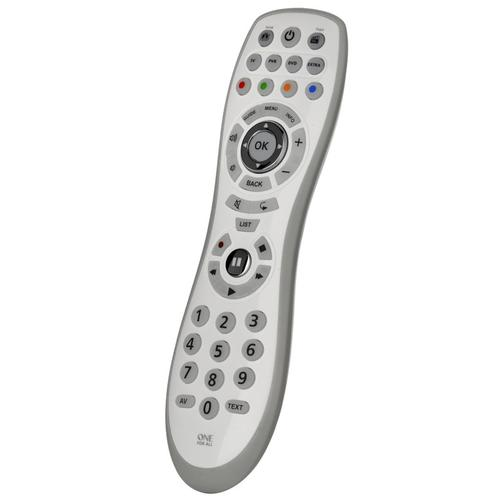 One For All Simple 4 Universal TV Remote Control