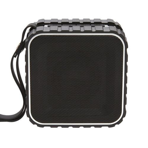 Groov-e Water Resistant Wireless Bluetooth Speaker - Black