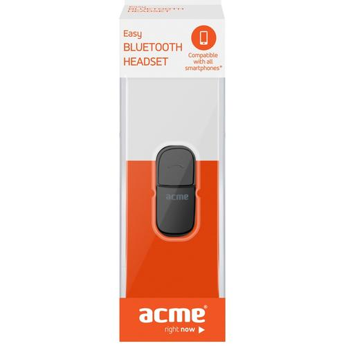 Acme Easy Wireless Bluetooth Headset - Black