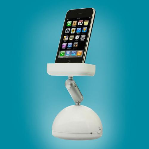 View Quest iPhone / iPod Wireless Bluetooth Sonicdock - White
